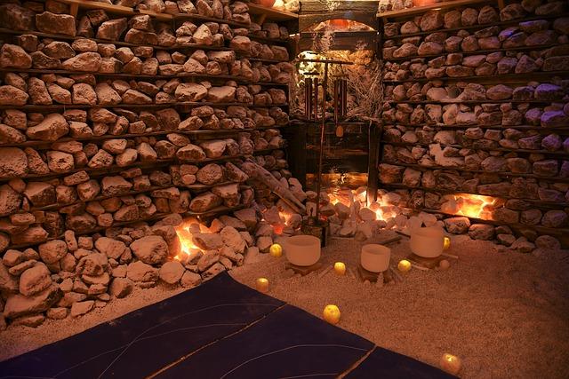 Szukasz ciekawego miejsca do odpoczynku? Stwórz grotę solną w swoim domu!