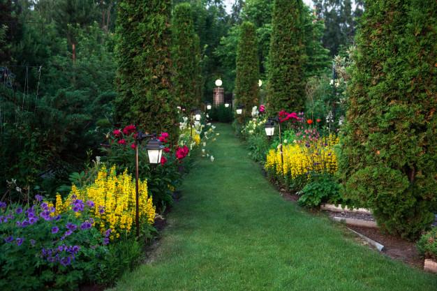 Perfekcyjny ogród