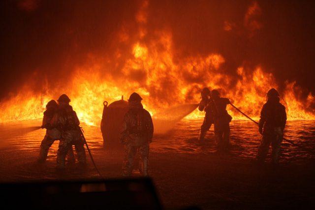 Jak zapobiegać rozprzestrzenianiu się pożarów z terenów urbanistycznych na tereny zielone?